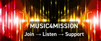 New Partnership with Music4Mission